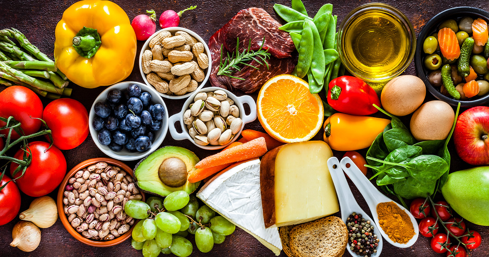 Mediterranean diet, a potential new way to reduce blood cholesterol and improve gut health