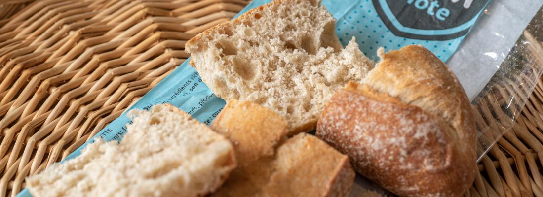 Amibiote, a multi-fiber enriched bread to feed the gut microbiome